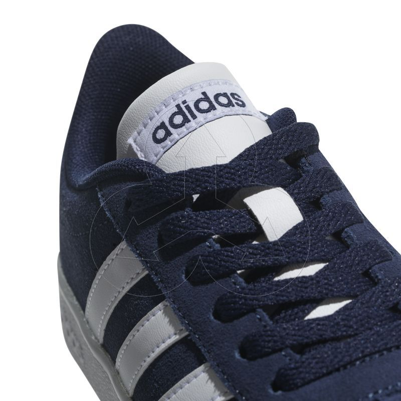 didas vl court 2.0 blue buty lifestyle damskie adidas neo